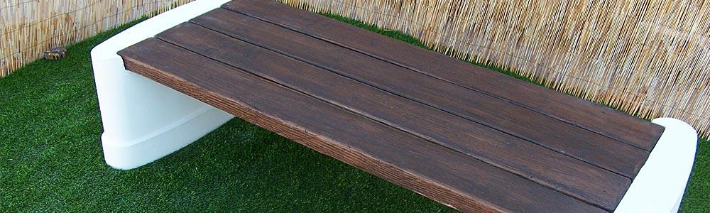 Traviesas de madera de tren para jardines y cercados for Jardines con madera