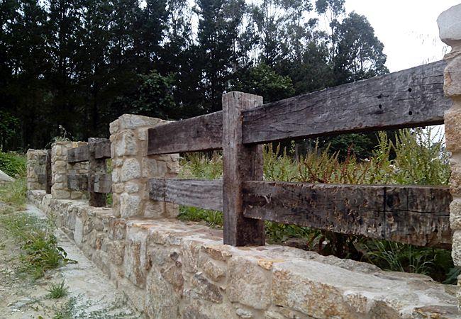 Cierre de fincas rusticas gallery of vallados metalicos - Vallados de madera ...